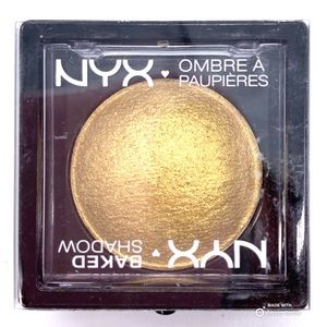 NYX Makeup - 🥳 3/$15 NYX Baked Eye Shadow - Ghetto Gold